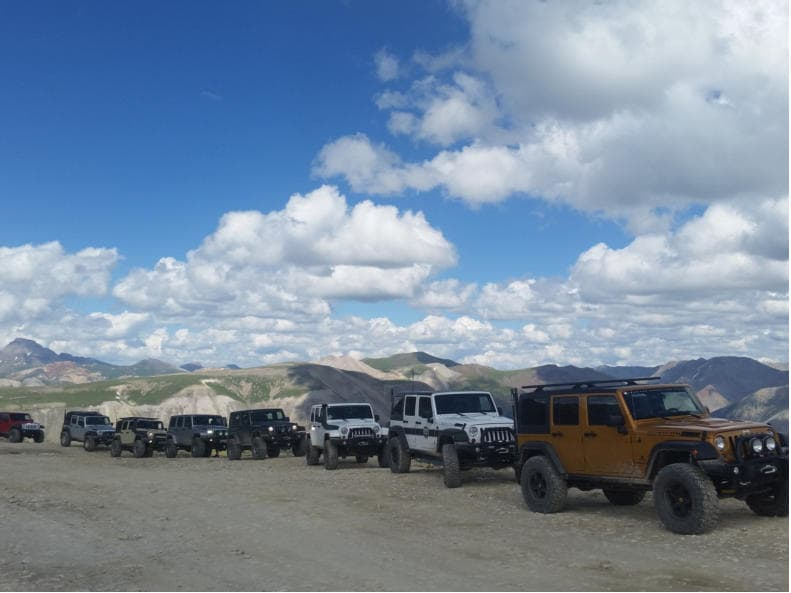 AEV Rocky Mountain Tour | Barney Brothers Off Road image #11