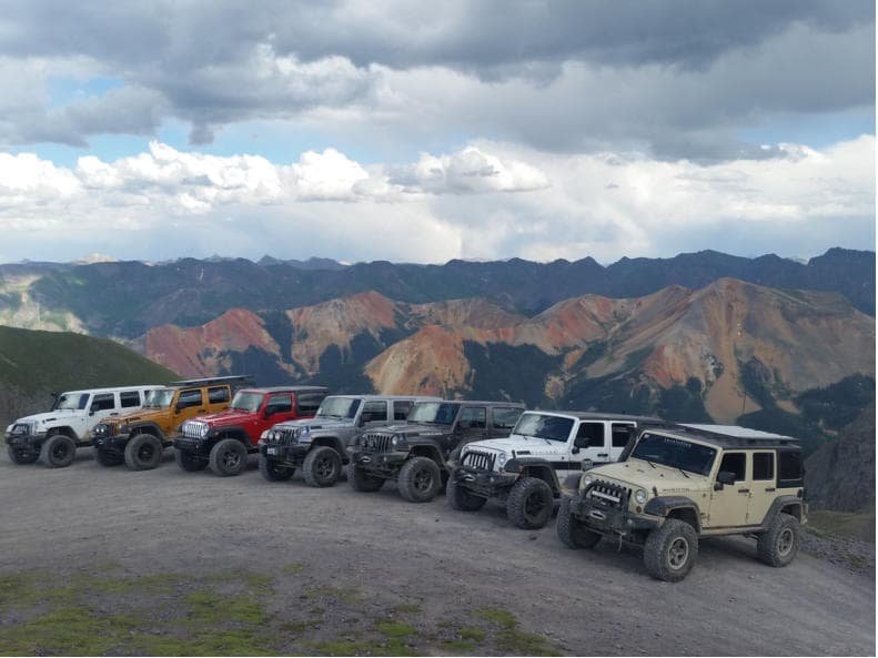 AEV Rocky Mountain Tour | Barney Brothers Off Road image #18