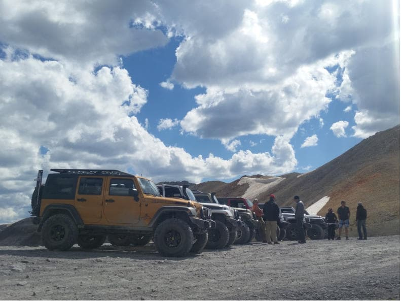 AEV Rocky Mountain Tour | Barney Brothers Off Road image #2