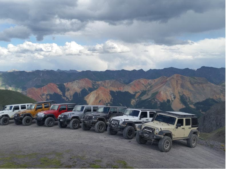 AEV Rocky Mountain Tour | Barney Brothers Off Road image #3