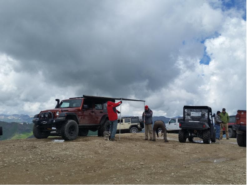 AEV Rocky Mountain Tour | Barney Brothers Off Road image #4
