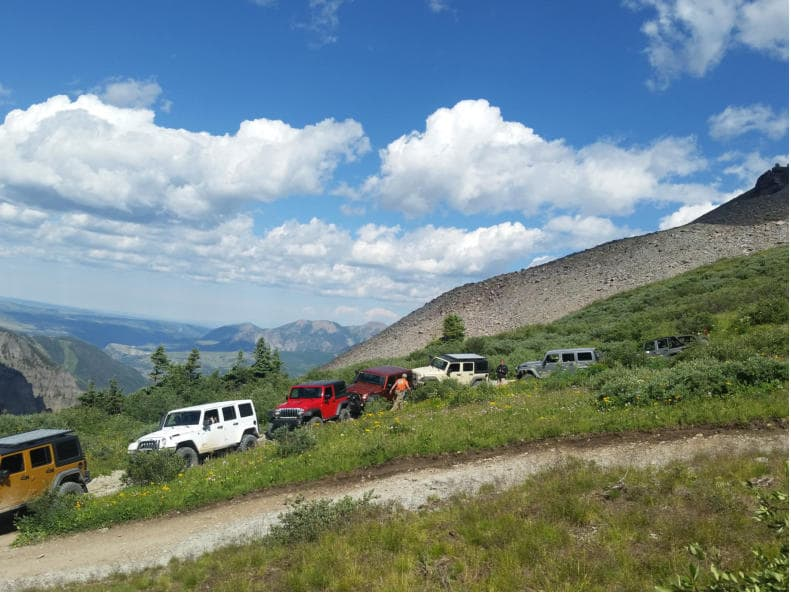 AEV Rocky Mountain Tour | Barney Brothers Off Road image #41