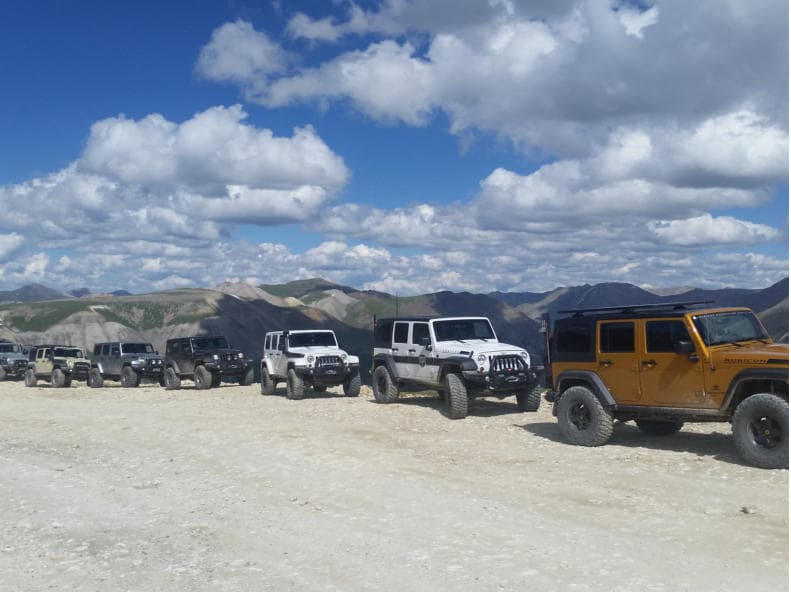 AEV Rocky Mountain Tour | Barney Brothers Off Road image #5