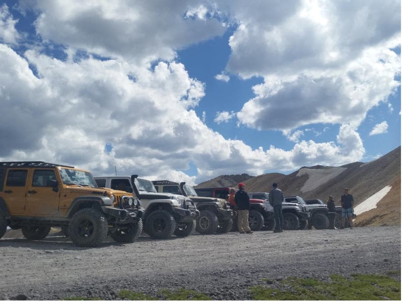 AEV Rocky Mountain Tour | Barney Brothers Off Road image #7