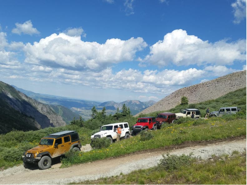 Ouray / Telluride Comapny Trip | Barney Brothers Off Road image #16