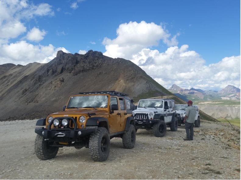 Ouray / Telluride Comapny Trip | Barney Brothers Off Road image #20