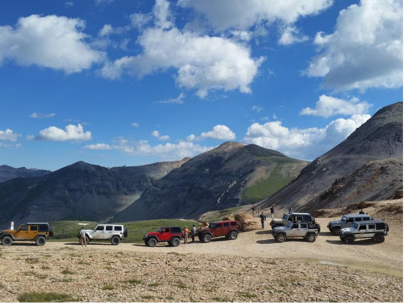 Ouray / Telluride Comapny Trip | Barney Brothers Off Road image #23