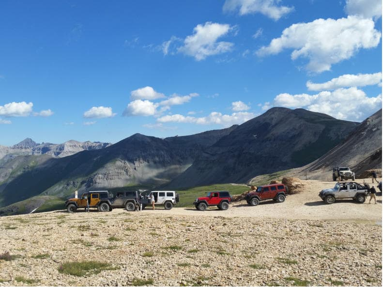 Ouray / Telluride Comapny Trip | Barney Brothers Off Road image #24
