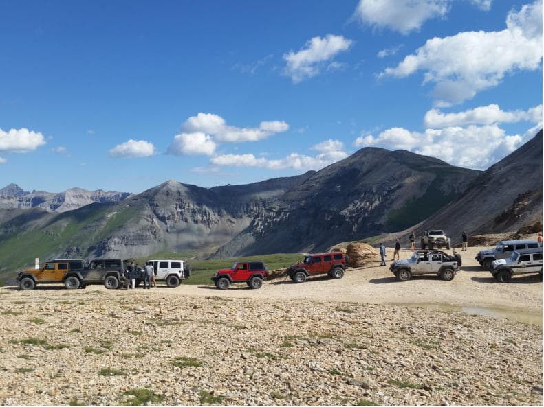 Ouray / Telluride Comapny Trip | Barney Brothers Off Road image #25