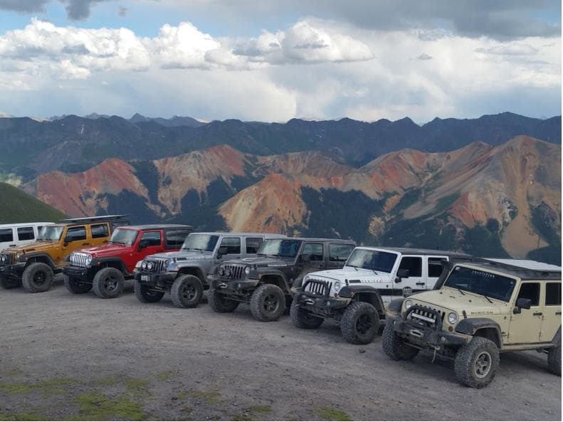 Ouray / Telluride Comapny Trip | Barney Brothers Off Road image #28