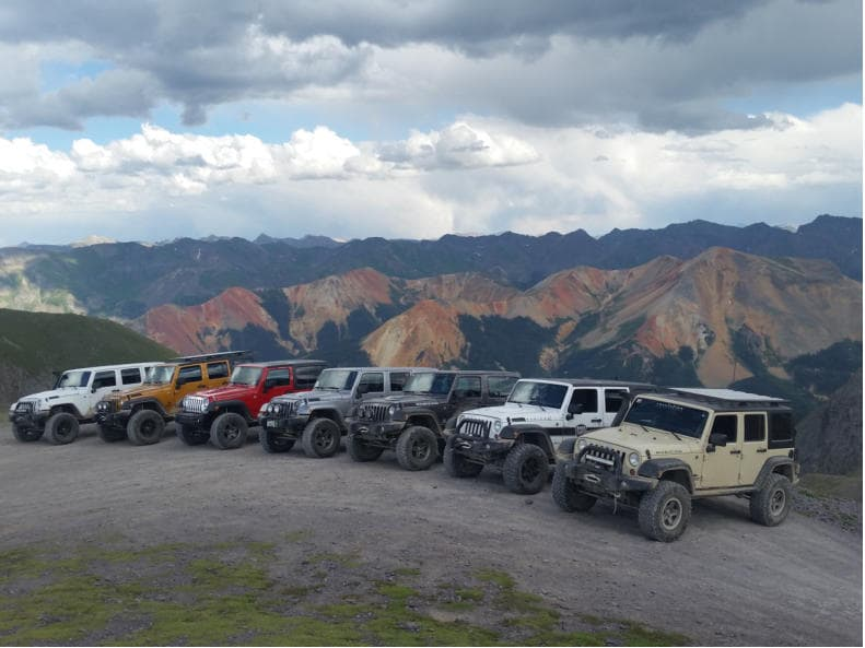 Ouray / Telluride Comapny Trip | Barney Brothers Off Road image #29