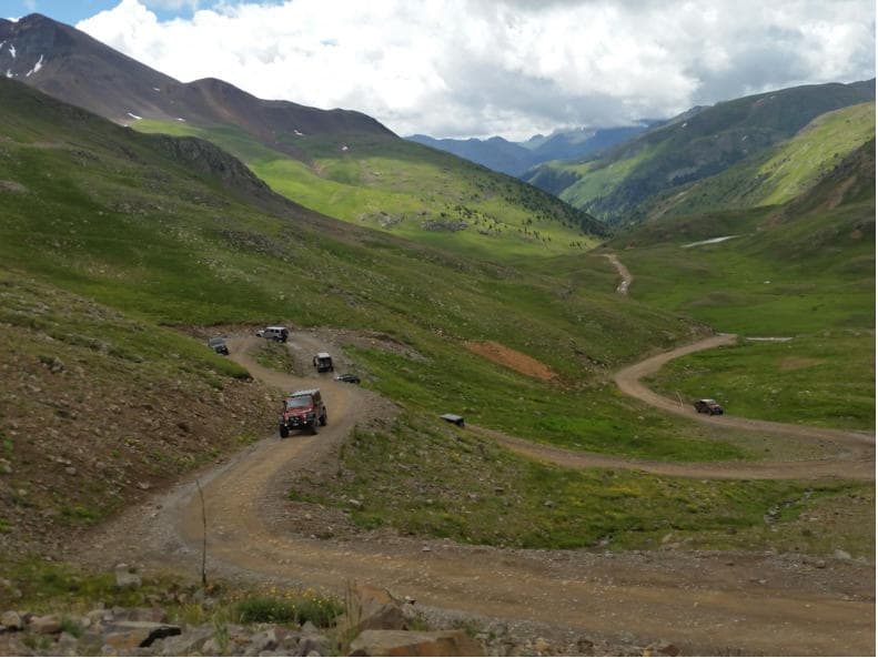 Ouray / Telluride Comapny Trip | Barney Brothers Off Road image #31