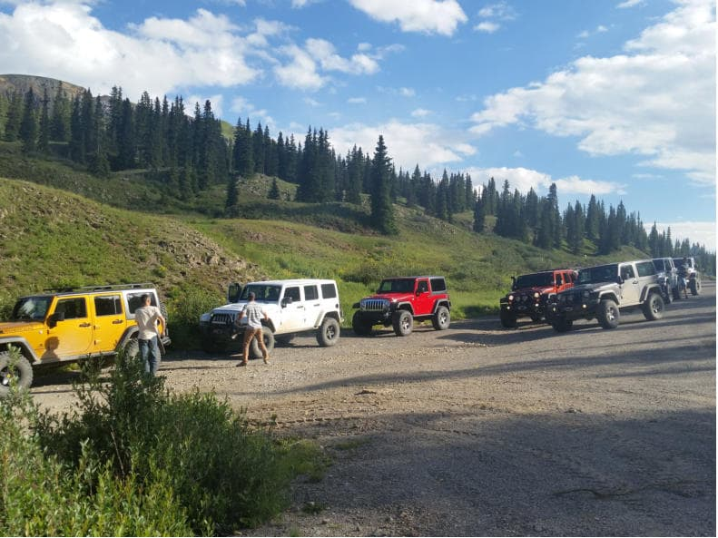 Ouray / Telluride Comapny Trip | Barney Brothers Off Road image #37