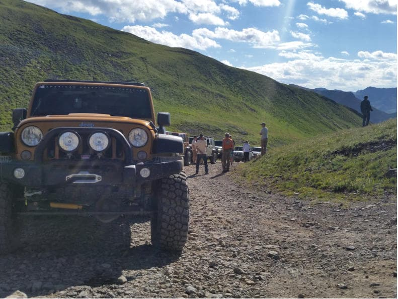 Ouray / Telluride Comapny Trip | Barney Brothers Off Road image #38