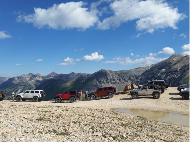 Ouray / Telluride Comapny Trip | Barney Brothers Off Road image #39