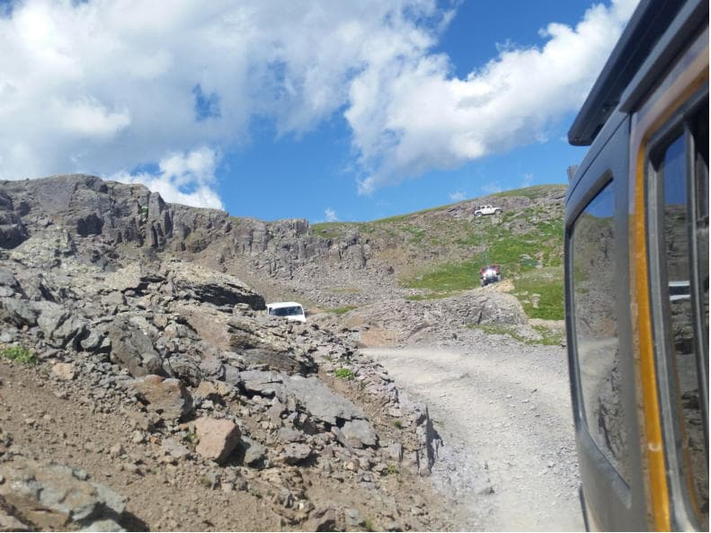 Ouray / Telluride Comapny Trip | Barney Brothers Off Road image #40