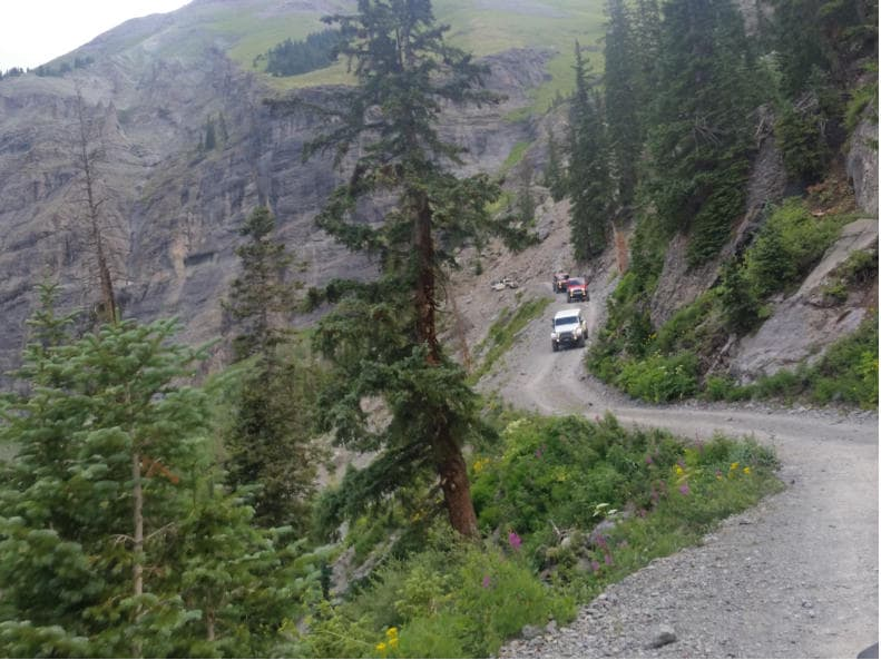 Ouray / Telluride Comapny Trip | Barney Brothers Off Road image #43