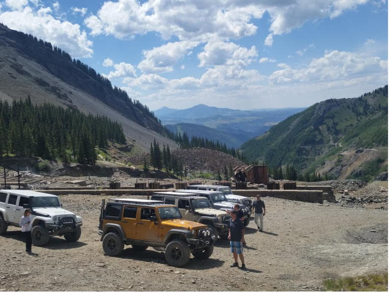 Ouray / Telluride Comapny Trip | Barney Brothers Off Road image #44