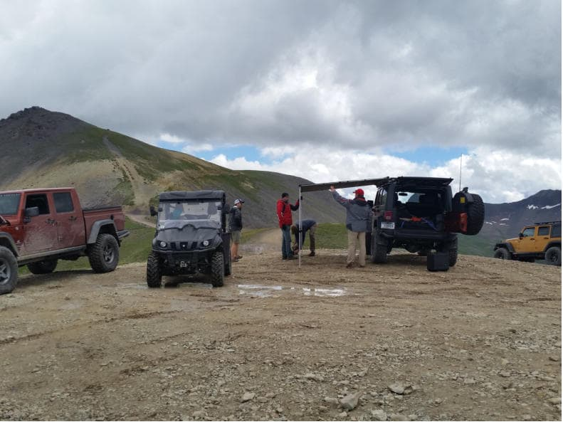 Ouray / Telluride Comapny Trip | Barney Brothers Off Road image #8