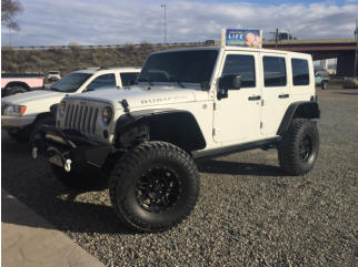 2008 Jeep Rubicon | Barney Brothers Off Road