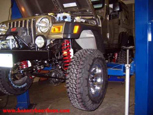 Jerry's Rubicon Underneath 4