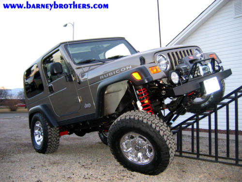 Jerry's Rubicon | Barney Brothers Off Road