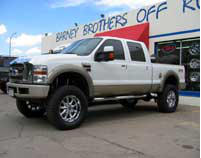 Mark's King Ranch | Barney Brothers Off Road