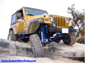 Mark's Rubicon | Barney Brothers Off Road