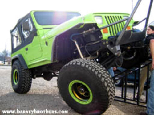 Mike's YJ Exterior 1
