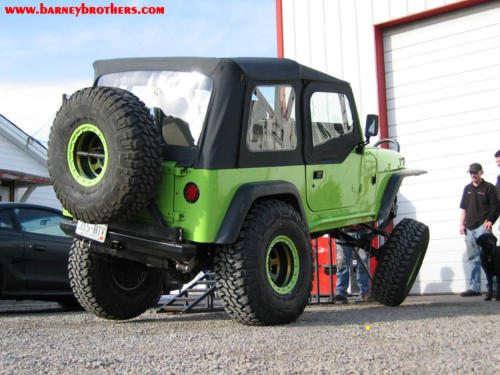 Mike's YJ Exterior 3