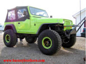 Mike's YJ